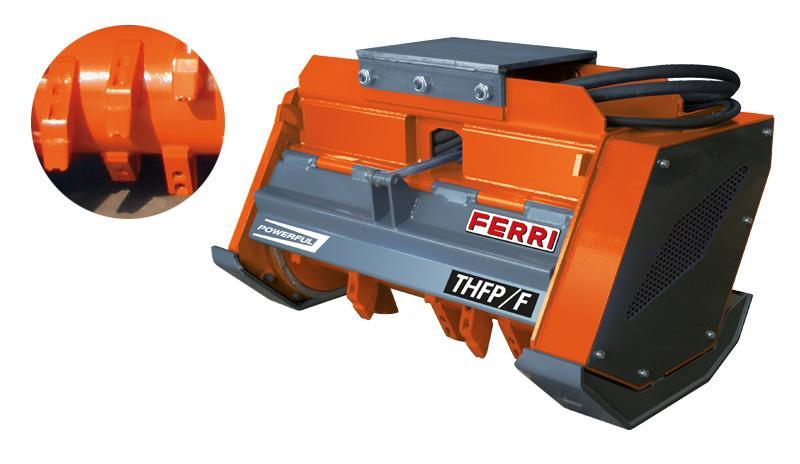 Мульчер на экскаватор FERRI THFP/R