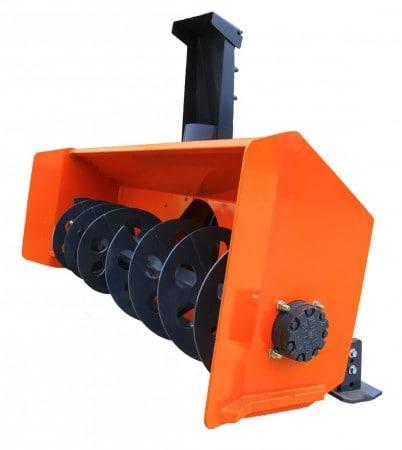 гидравлический шнекоротор