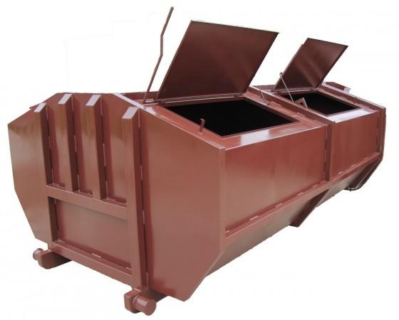 контейнеры пухто