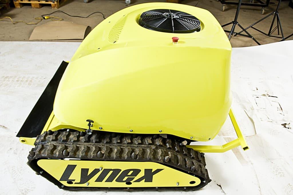 Косилка-робот Lynex