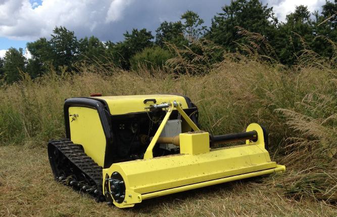 Косилка-робот Lynex TX1100-min