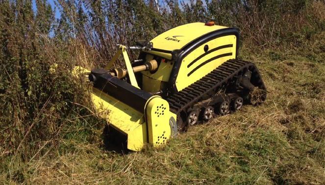 Косилка-робот Lynex TX1200